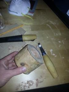 Van hout tot cup