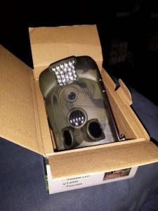 Wildval camera