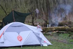 Kamp met vuur